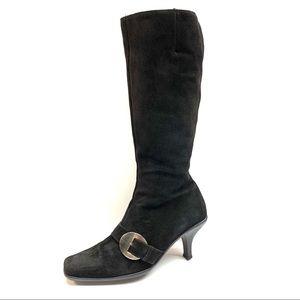 LA CANADIENNE Waterproof Side Buckle Boots, 10